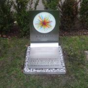 Grafmonument voor Urnengraf