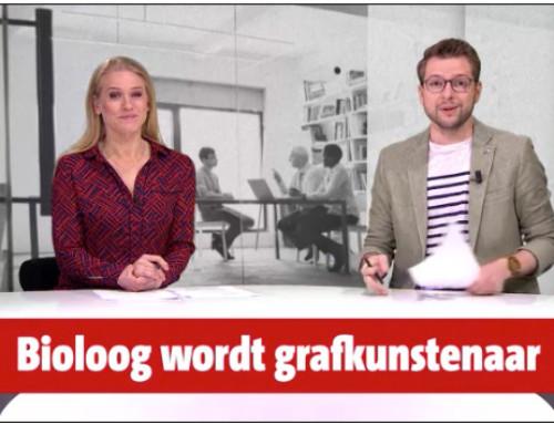 De grafkunstenaar op RTL 4